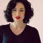 1940s 1950s hair cut vintage middy style