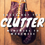 How to declutter. Minimalist life