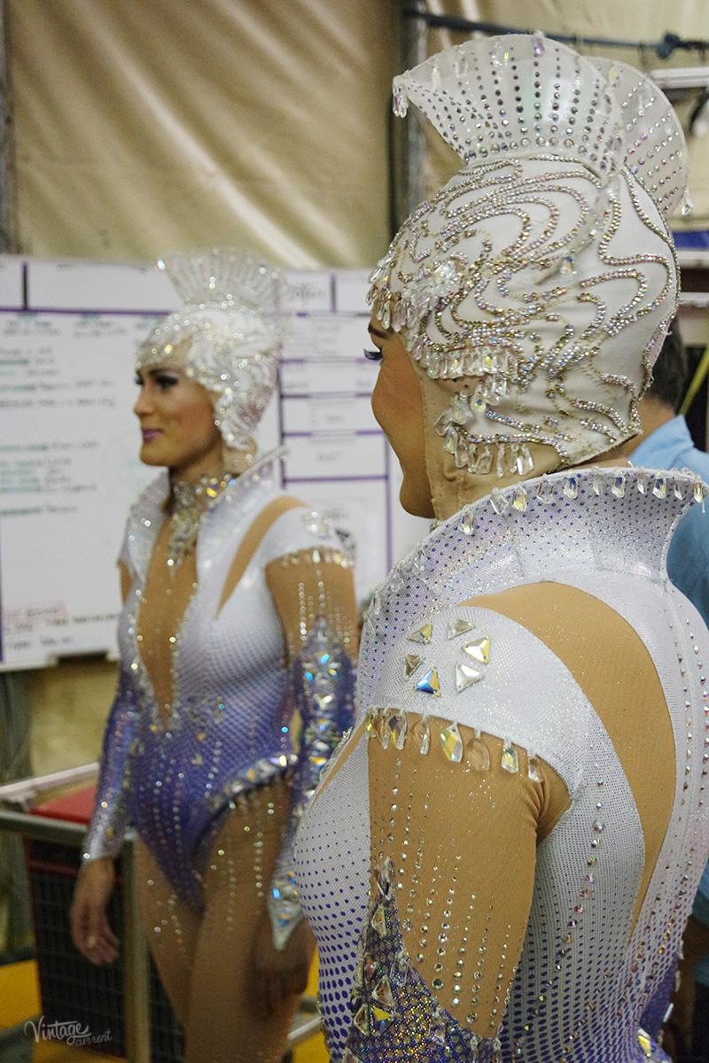 Cirque du soleil Totem Melbourne Behind the scenes