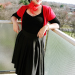 1950 rockabilly fashion outfit