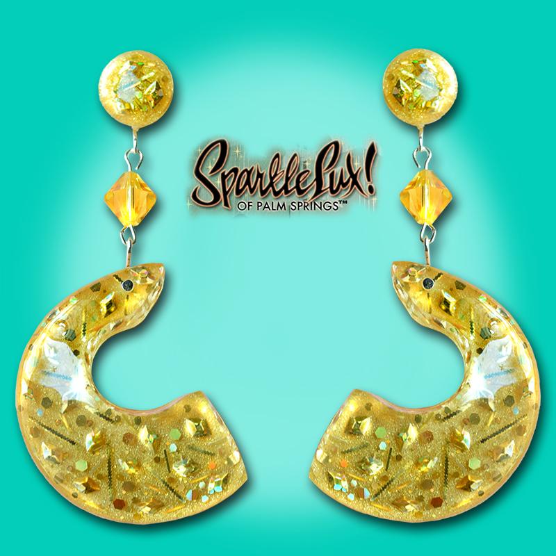 sparklelux gold crescent
