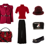 winter outfit ideas vintage