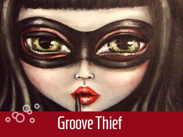 Groove Thief title