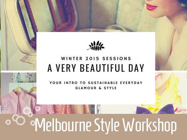 melbourne style workshop title