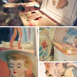 vintage hair and makeup in melbourne