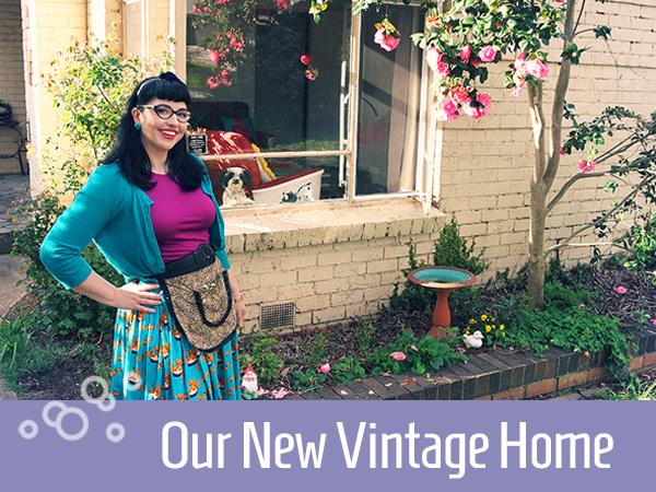 vintage home title