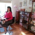 New vintage beauty salon