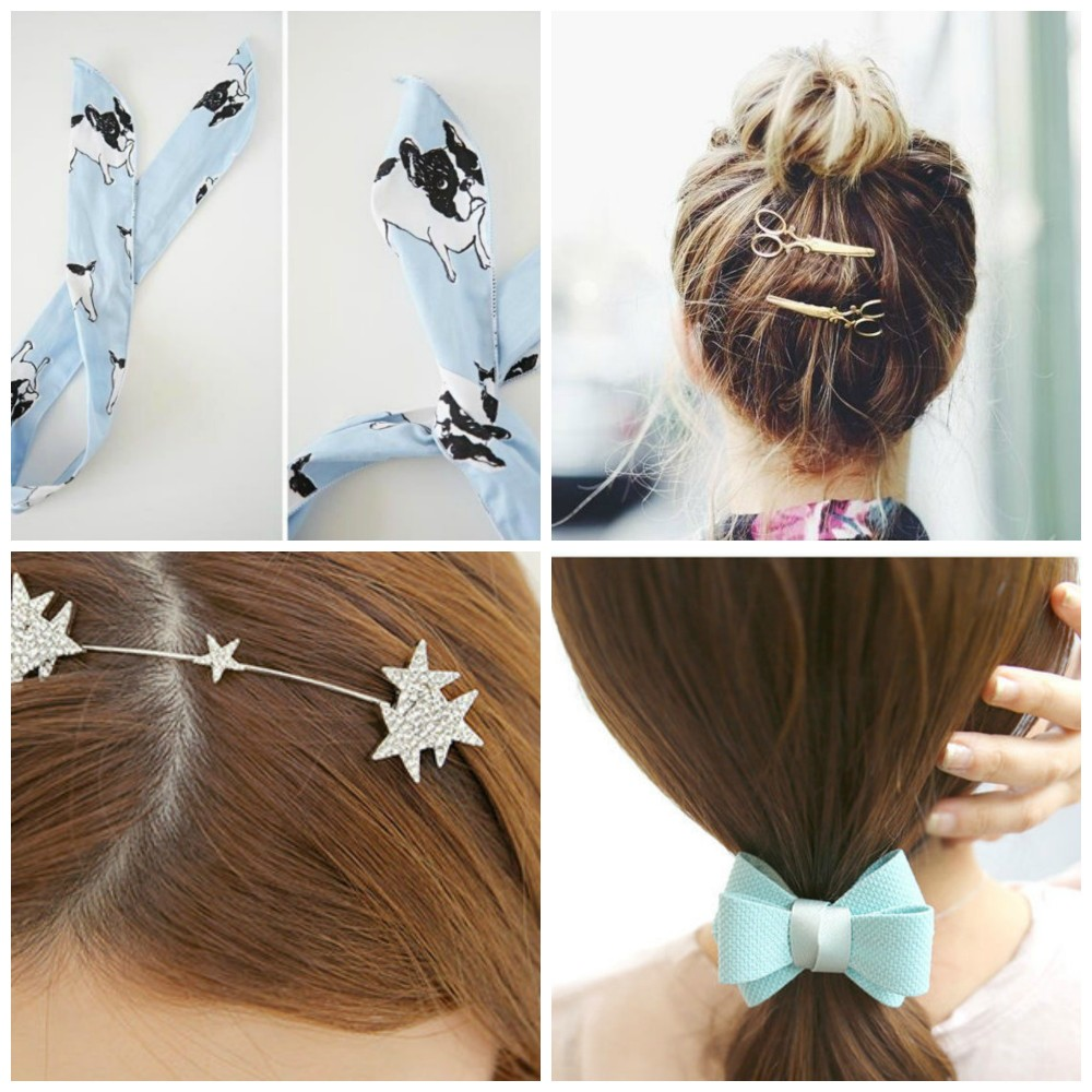 Pretty New Hair accessories
