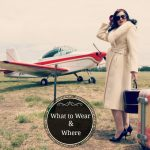What to Wear to a vintage weekend