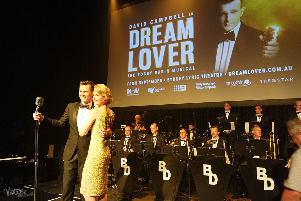 Dream Lover the bobby darin musical