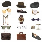 What to wear mens vintage